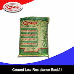 Ground Low Resistance Backfill