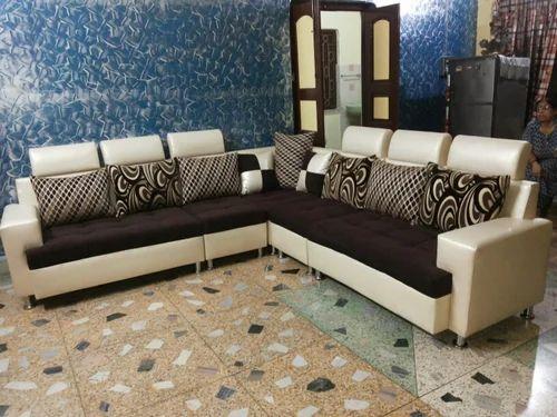 New L Shaped Sofa Set