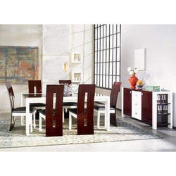 Wooden Dining Table Set In Mumbai Maharashtra