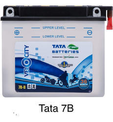 Tata green 7B Battery