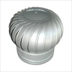 Mild Steel Turbo Air Ventilator