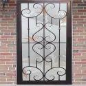 Designer Steel Window