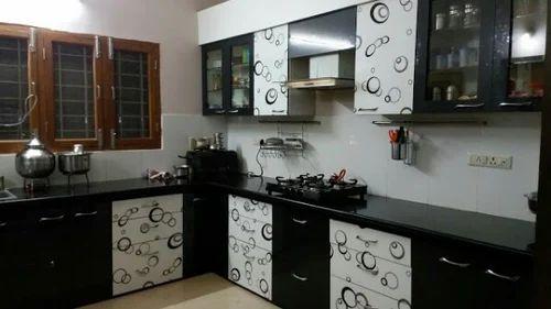 Modular Kitchen Laminated Modular Kitchen Architect Interior