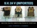 S. V. Optima - 24V  Solenoid Valves