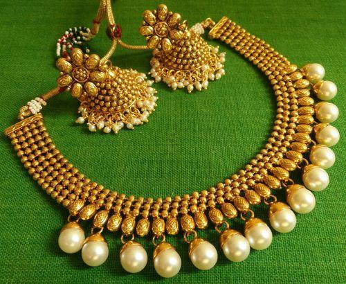 Fine Gold Polish Jewellery at Rs 1350 pieces Gold Plated