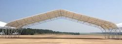 Aircraft Hangars Roofing Structure