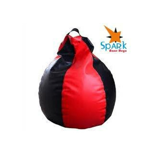 Multicolor Bean Bag With Filled