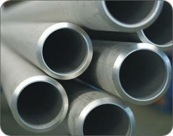 SS 410 Welded Pipes (Make To Order)