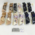 Golden Plastic Hair Clip, For Personal, Packaging Size: 51515