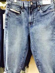 Denim Capri Jeans
