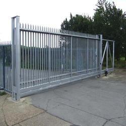 Automatic Cantilever Gate