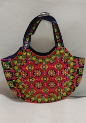 Embroidery Hand Bag Fig Size