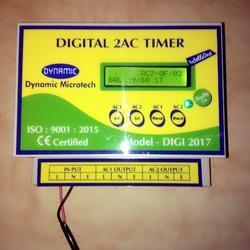 Digital Sequential Ac Timer