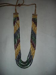 Emerald Ruby Sapphire Beads