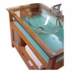 Vanity Glass Basin