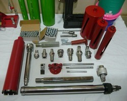 Prodrill Carbide Tipped Core Drill Accessories