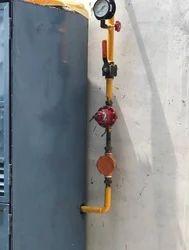 LPG Pipeline System