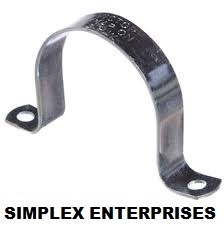 Gi Pipe Clamp Gi Saddle Pipe Clamps Galvanised Iron Pipe Clamp