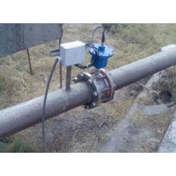 INCONEL Stainless Steel Inline Water Flow Meter, For Industrial, Line Size: 25 Mm To 250 Mm