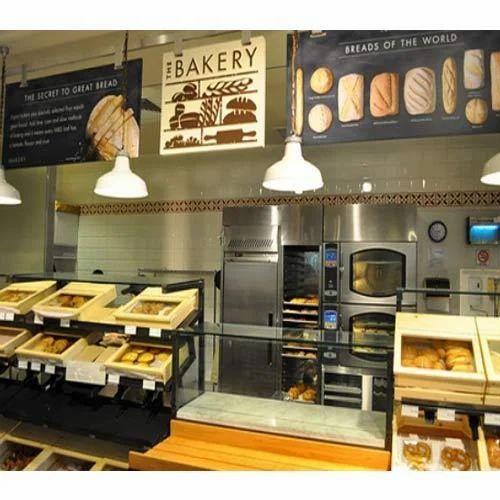 Where Do Interior Designers Shop: Bakery Shop Interior Designers Services In Kirti Nagar