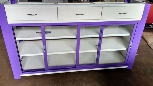 Kruger Length 5 Height 42 Medical Shop Counter Rs 20000 Unit