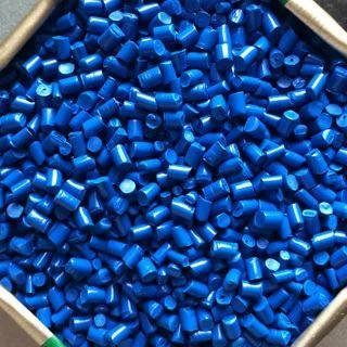 Pvc Blue Masterbatch Polyvinyl Chloride Master Batch