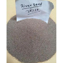 River Sand (Industrial Use), Packaging Size: 50 Kg