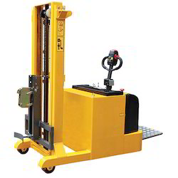 Fully Automatic Pallet Stackers