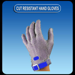 Metal Mesh Gloves (Cut Resistant)
