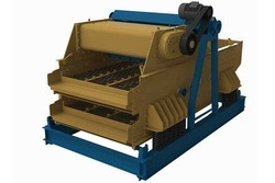 High Efficiency Horizontal Vibrating Screen