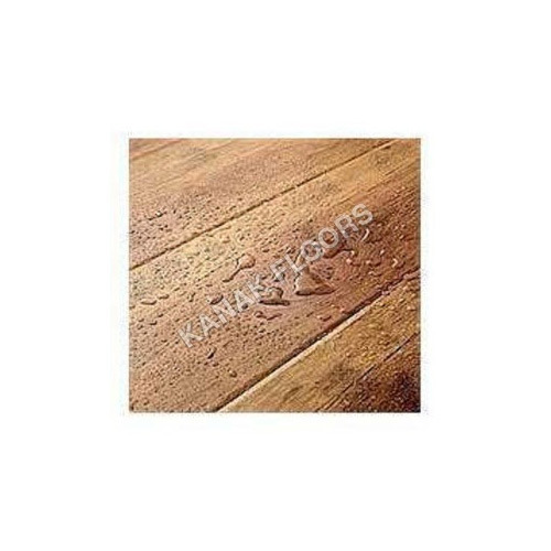 Waterproof Wooden Laminated Flooring At Rs 180 Square Feet