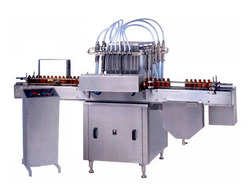 Six Head Bottle Filling Machine