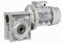Three Phase 1-250 Aluminium Worm Gear Motors
