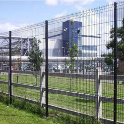 Stainless Steel Mesh Fencing