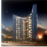 Opulent Spire Building Construction