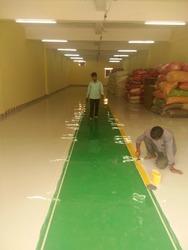 Industrial Grade Epoxy Floor Coating Service