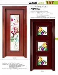 Premium PU Coating Door