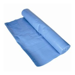 Blue LDPE Polythene Sheets