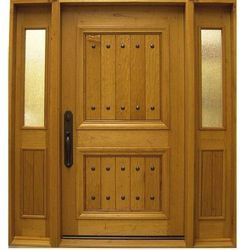 Wooden Main Door At Rs 110000 /piece | Zirakpur | Zirakpur | ID: 13267032830