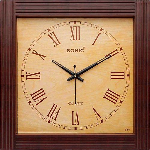 Decorative Home Wall Clock, Sajavti Diwar Ghadi, सजावटी ...