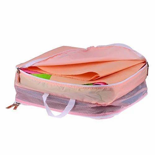 5 In 1 Travel Bag Organizer, Set Of 5