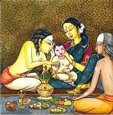 Namakarana Vidhi / Barse / Naming Ceremony Event