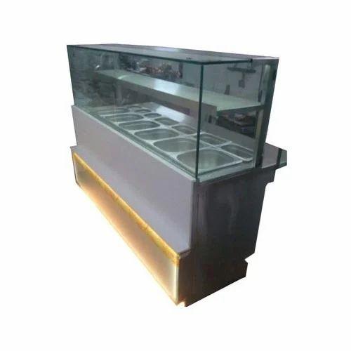SS Salad Bar At Rs 65000 Piece