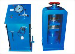 Dial Gauge Electric Cube Testing Machine
