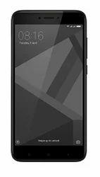 Black and Dark Grey Redmi Note 4X Mobile