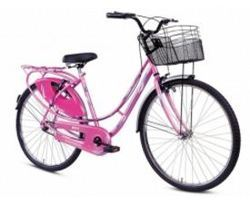 BSA Female Bicycle Barbie Pink