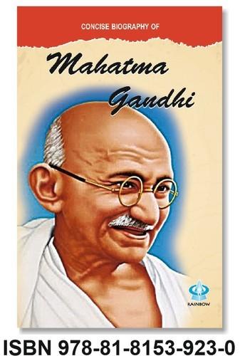 biography gandhi mahatma