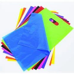 D Cut HDPE Carry Bags, Capacity: 5 Kg