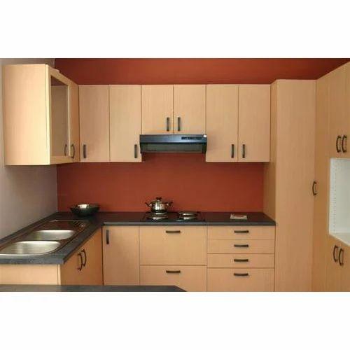 Small Modular Kitchen Designing Service In Bhilai Rahul