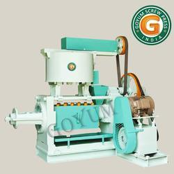 Shea Nuts Oil Extruder Machine